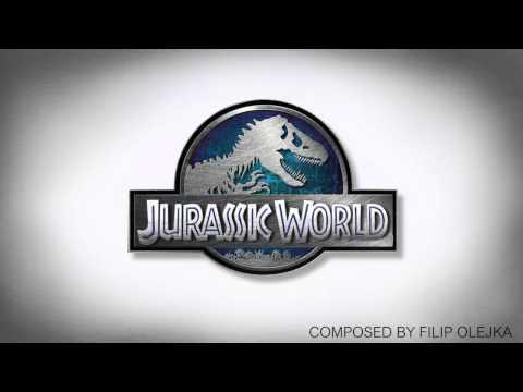 """♫ Jurassic World Soundtrack- """"New Paradise"""" Composed By Filip Olejka"""