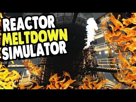 HUGE Reactor MELTS DOWN & Survival SIMULATOR | Infra Gameplay