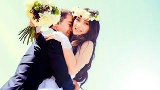 Свадьба в Сочи. A&G - Наша свадьба - Глаза любви