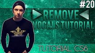 Video How To Remove Vocals From A Song In Adobe Audition CS6 - Tutorial #20 download MP3, MP4, WEBM, AVI, FLV April 2018