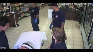 Поджог русского магазина в Вест-Сакраменто