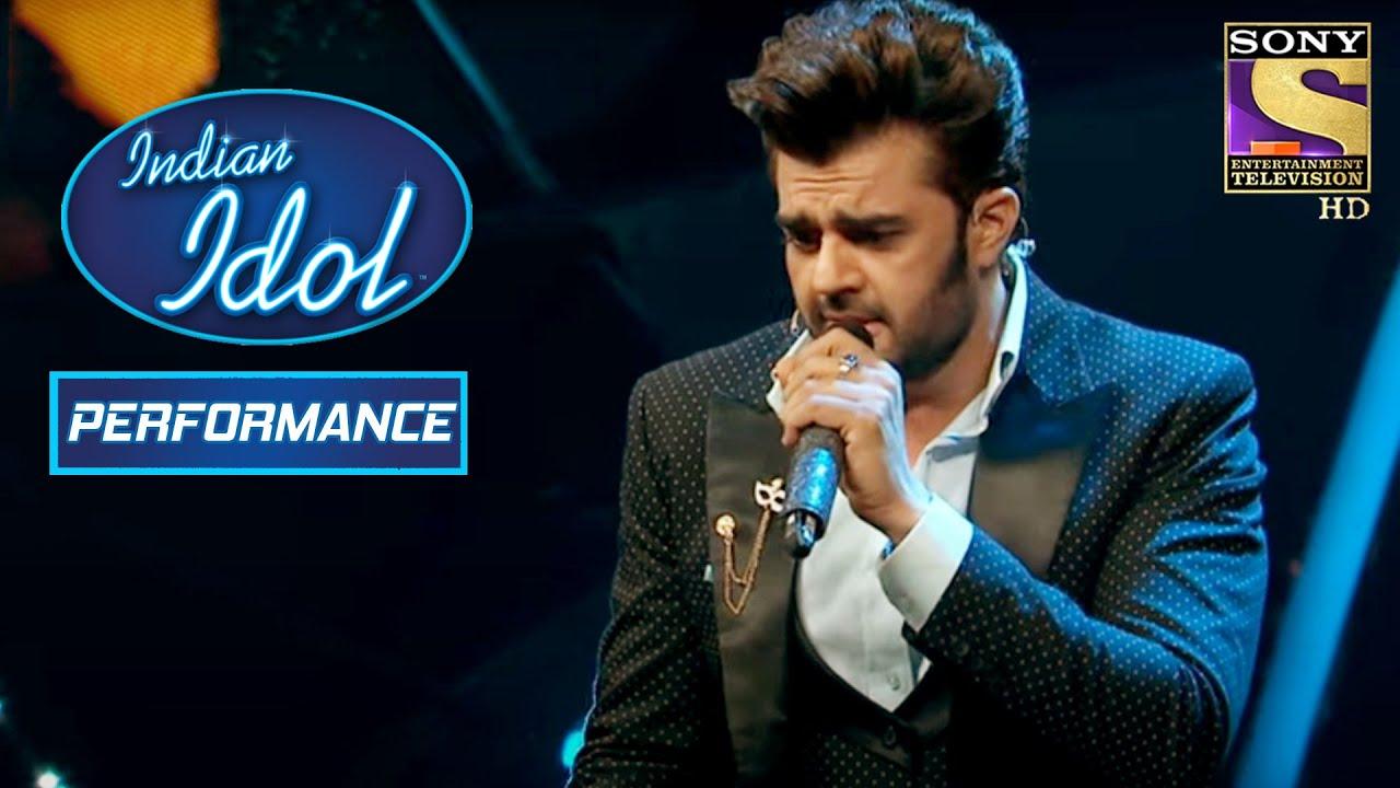 Download Maniesh Paul ने दिया 'Awaaz Do Humko' पे एक अनोखा Performance | Indian Idol Season 10