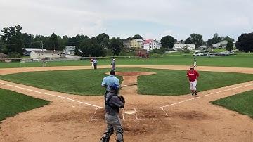Red Lion Over 35 Men's Spring Baseball League Championship Game - Cardinals vs. Braves