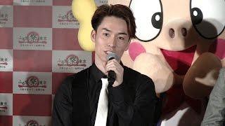 12月12日、『ふるさと祭り東京2017-日本のまつり・故郷の味-』記者...
