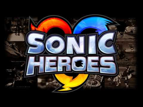 Sonic Heroes Soundtrack [HQ] - Rail Canyon