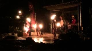 グアム・ポリネシアンダンスショー