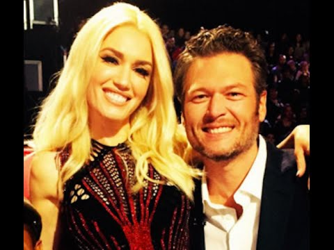 Gwen and Blake - Funny and Sweet Moments - part 4 - The Voice