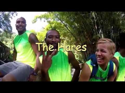 Port of Spain Hash House Harriers - RUN 932 La Fillette Village, in the Northern Range of Trinidad