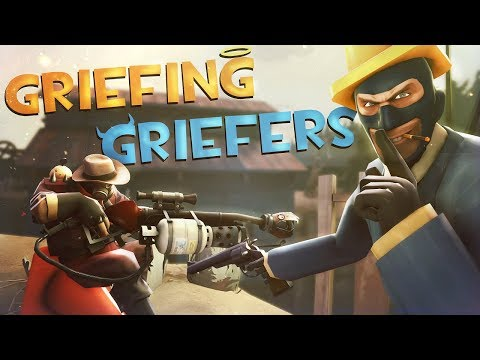 Griefing the Griefers in TF2 xDD (Anti - Exploit)