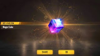 How to get free fire magic cube new trick only 1 spin 100% working   freefire magic cube kaise le