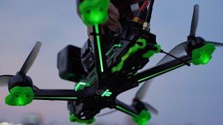 Vidéo: IFLIGHT Nazgul Evoque F5X HD Caddx Polar GPS - TBS