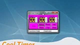 Four free desktop timers