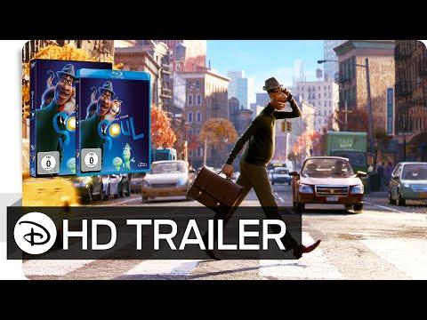 SOUL – Ab 22. April als DVD, Blu-ray™ und jetzt als Download | Disney•Pixar HD