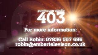 Penthouse Studio 403: Dedicated Workstations For Birmingham Media Freelances