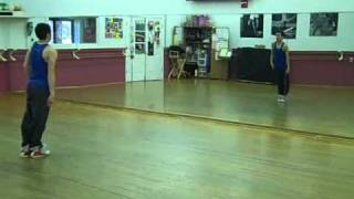 "Ronnie West Choreography ""Pretty Girl Rock"" by Keri Hilson"