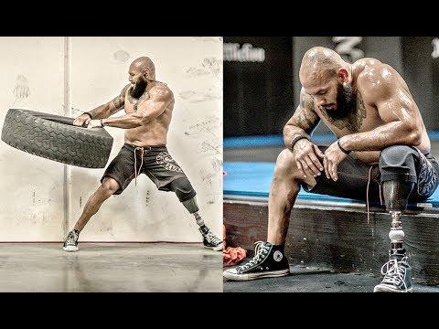 STRONGER THAN EVER Next Level Monster Workoutswith U.S. Marine Veteran Jose Luis Sanchez