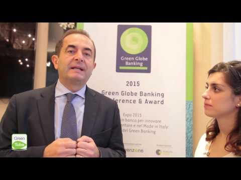 Intervista a Eugenio Tangerini | IX Edizione Green Globe Banking Conference & Award