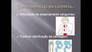 Trabalho de Bioquímica - Estética e Cosmética - UNIFIL 2013 (Vitamina K)