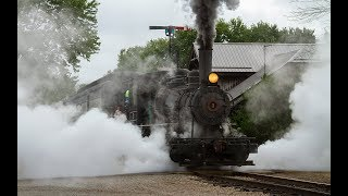 Weekend of Steam on the Hocking Valley
