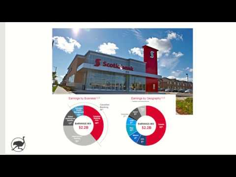 Stock Investment Research - Analysis Of Bank Of Nova Scotia (Scotiabank, $BNS)