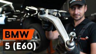 Montering Hovedbremsesylinder BMW 5 SERIES: videoopplæring