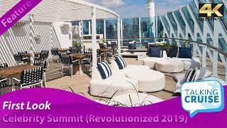 Celebrity Summit - First Look at Revolutionized Cruise Ship (2019) thumbnail