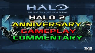 Halo: Master Chief Collection - Halo 2: Anniversary Commentary - Introducing Halo on to my Channel Thumbnail