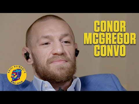 Conor McGregor talks UFC 257, Khabib & more | Extended Interview | Ariel Helwani?s MMA Show