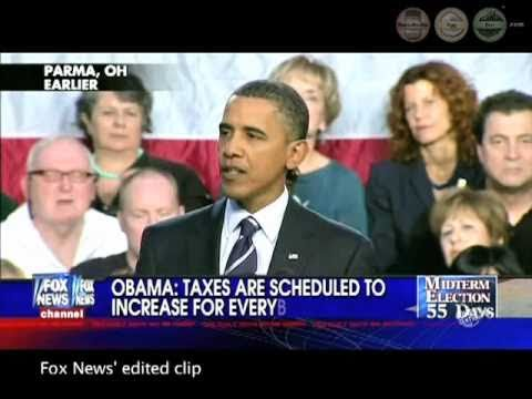 Obama speech out of context, Fox News out of control [w/Sean Hannity]