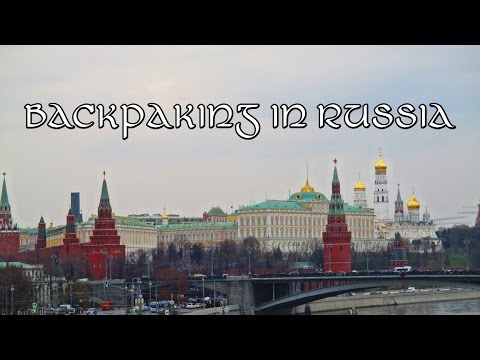 Backpacking in Russia | HD