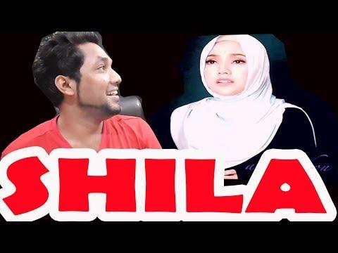 Hidayah Mu - Shila Amzah - YouTube || (RH-Reaction & Review)✔