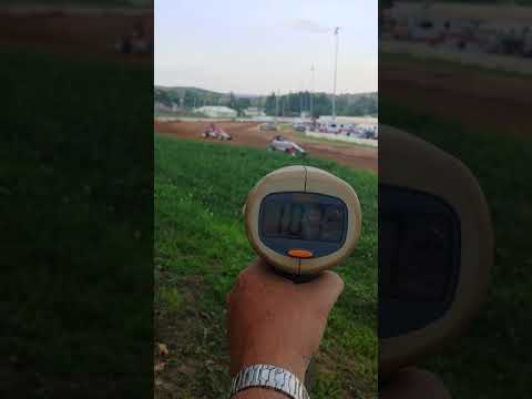 Hotlaps at Bedford Speedway USAC EastCoast Wingless 360