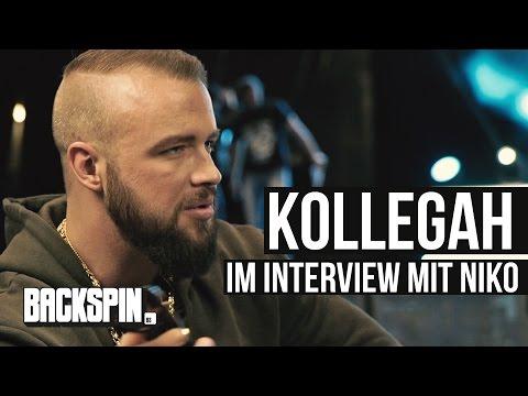 Kollegah: Der Imperator im Interview über Rapskills, Satire, JBG 3 und Beef (BACKSPIN TALK)