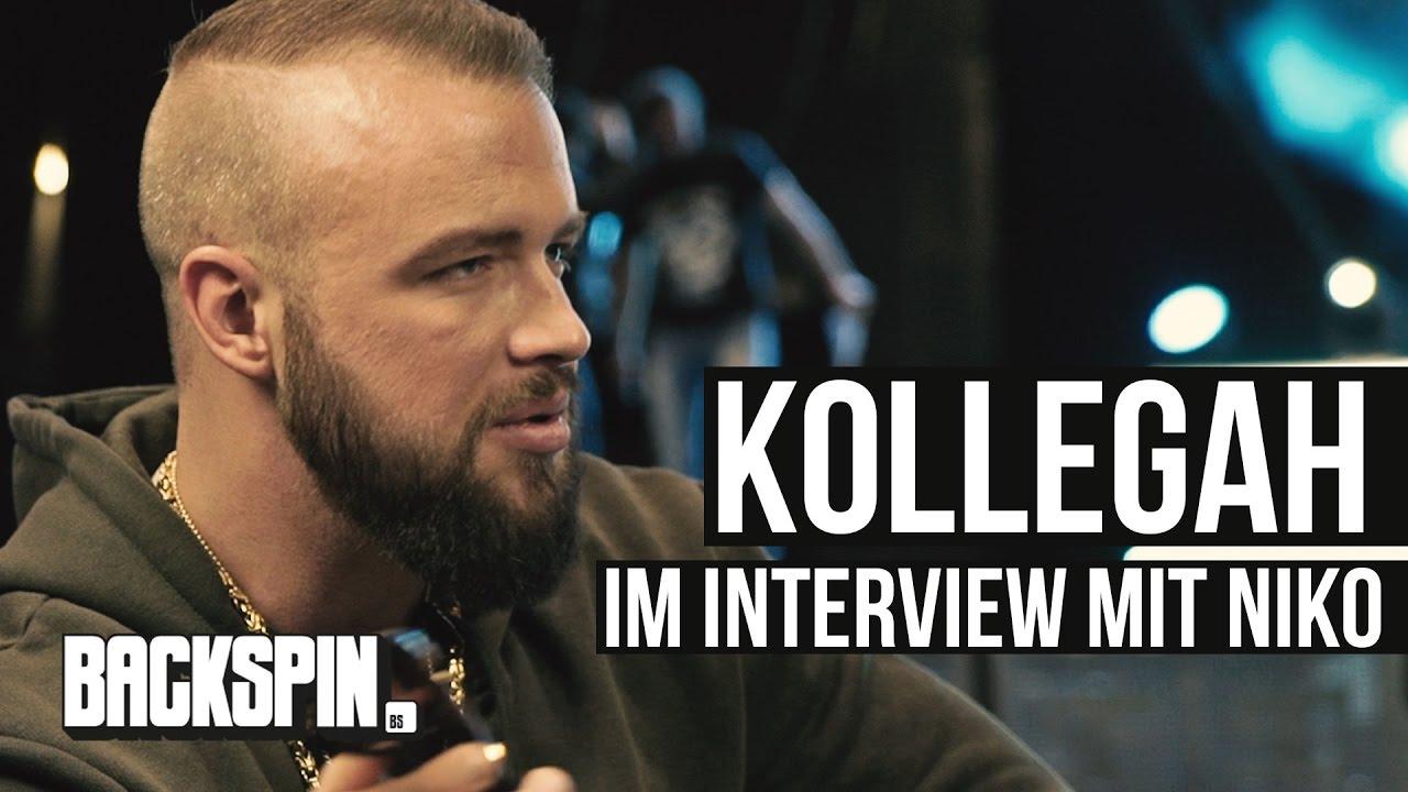 """Kollegah Der Imperator Im Interview über Rapskills Satire """"JBG 3"""