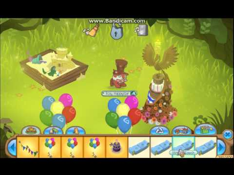 Animal Jam 5 Birthday Cake Secrets and Tricks YouTube