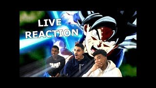 GOKU ULTRA INSTINCT VS KEFLA - DRAGON BALL SUPER 116 - LIVE REACTION FR ET REVIEW [REUPLOAD]