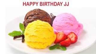 JJEnglish pronunciation   Ice Cream & Helados y Nieves - Happy Birthday