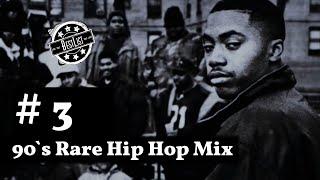 90's Rare Hip Hop Mix (Rap & Soul) Vol. 3