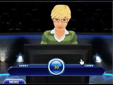 Millionaire 2010 PC Game Runthrough