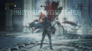 Bloodborne | Destroying Vicar Amelia | NG