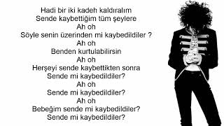 LP - Lost On You Türkçe Çeviri / Lyrics