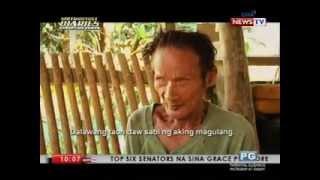 Ang kahanga-hangang kwento ni Tatay Deo, bulag na magsasaka