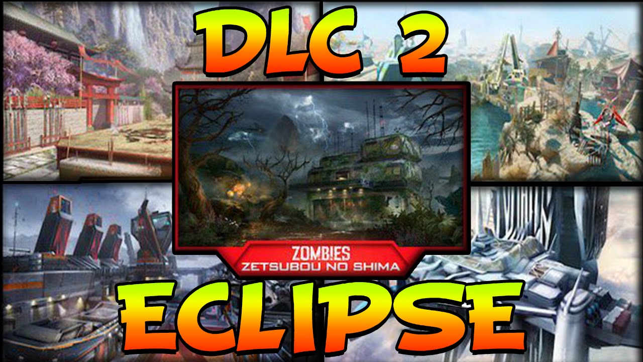 Brand New Eclipse Dlc 2 Map Pack Gameplay Images Bo3 Eclipse