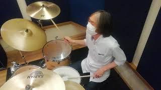 Bryan Adams Heat Of The Night  Drum Cover