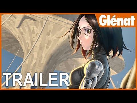Gunnm - Trailer