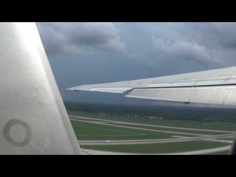 Delta Airlines MD-88 [N957DL] Steep Takeoff at DTW!