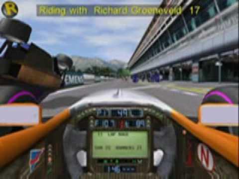 Grand Prix 3 Crashes