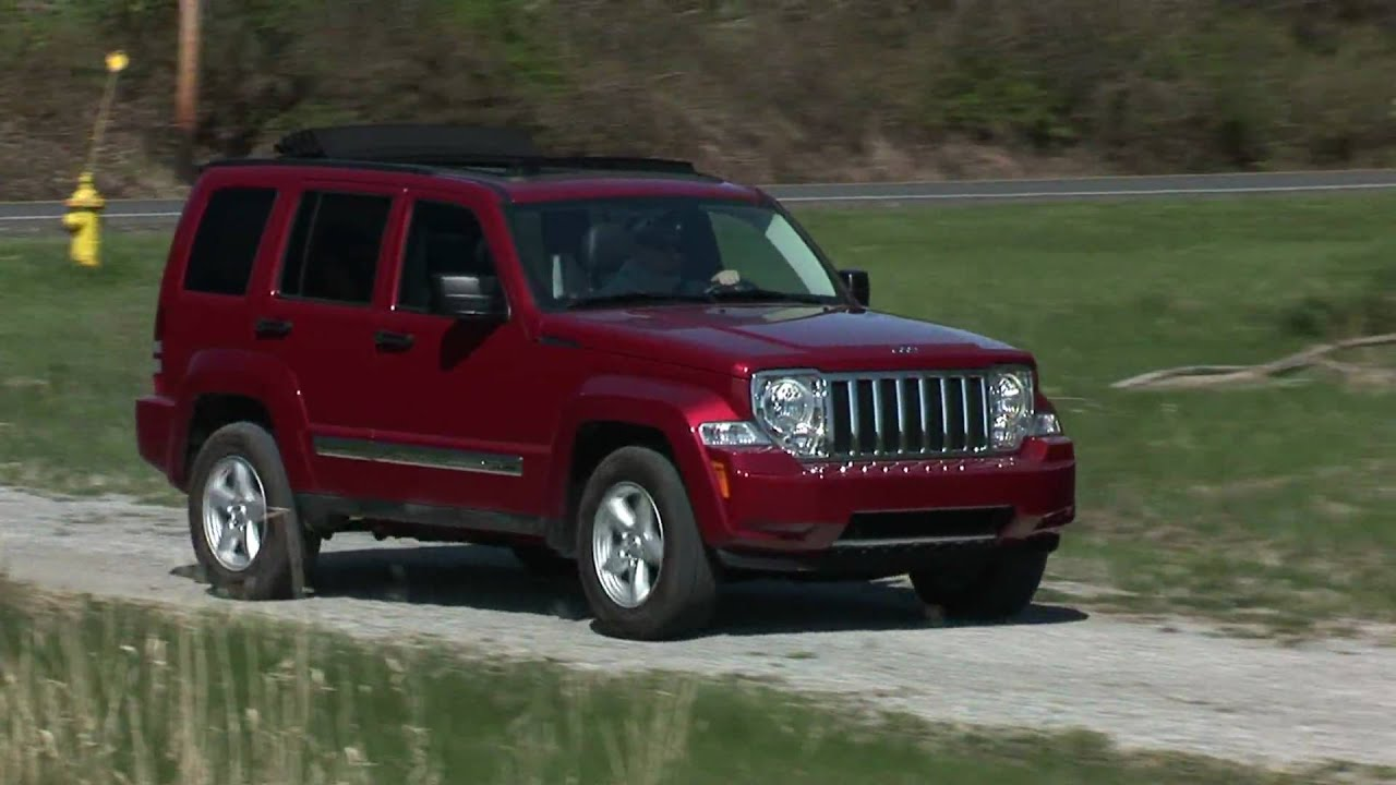 2010 Jeep Liberty Limited 4x4   Drive Time Review | TestDriveNow   YouTube