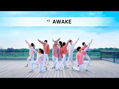 [EAST2WEST] BTS (방탄소년단) JIN - AWAKE Choreography by Christbob Phu