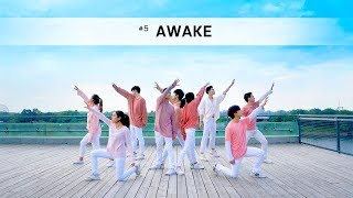 [EAST2WEST] BTS (?????) JIN - AWAKE Choreography by Christbob Phu MP3